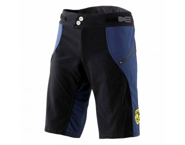 Deputy Sheriff TOUCHDOWN cycling shorts black/blue