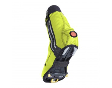 SealSkinz LIGHTWEIGHT HALO overshoes hi-viz yellow