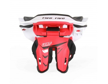 LEATT DBX 5.5 JUNIOR neck brace red
