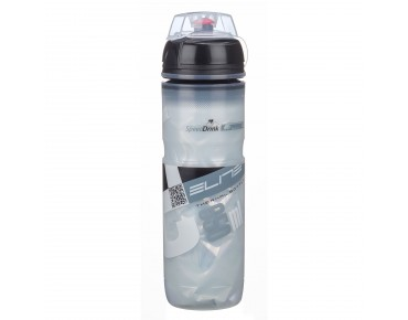 Elite Iceberg 650 ml insulated drinks bottle weiß