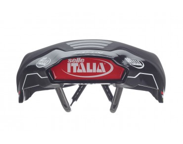 Selle Italia Iron Flow Triathlonsattel schwarz