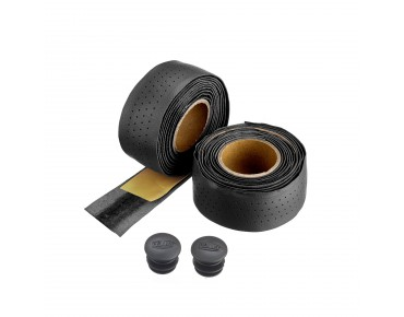 Selle Italia Smootape Classica Leather handlebar tape schwarz