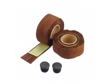 Selle Italia Smootape Classica Leather handlebar tape brown