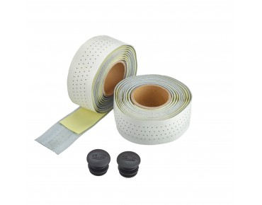 Selle Italia Smootape Classica Leather handlebar tape weiß