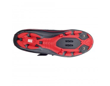 ROSE RMS 08 MTB shoes black/red