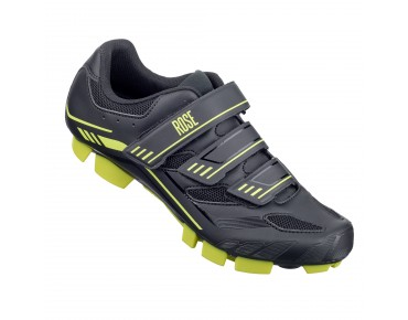 ROSE RMS 08 MTB shoes black/lime