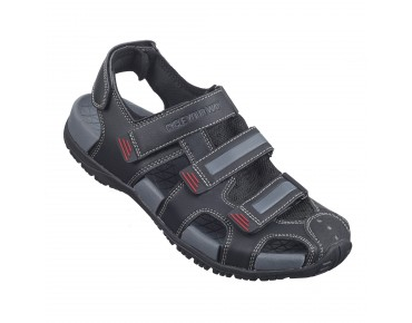 ROSE RMTS 03 trekking sandals black/grey