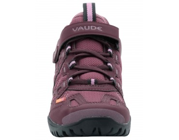 VAUDE ARESA TR trekking shoes dark plum