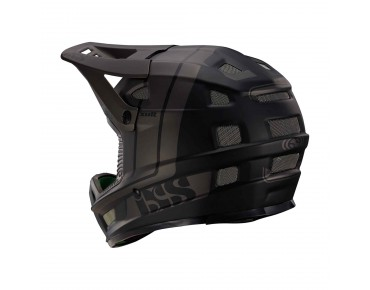 iXS XULT full-face helmet black