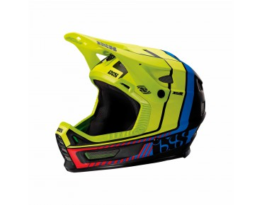 iXS XULT Vollvisierhelm yellow CG EDITION