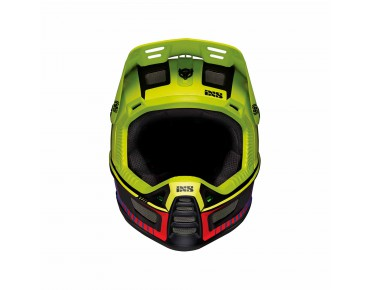 IXS XULT full-face helmet yellow CG EDITION