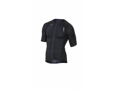2XU COMPRESSION SLEEVED tri top black/black