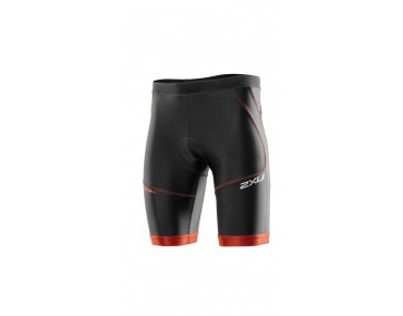 "2XU PERFORM 9"" 2016 Tri Short black/dessert red"