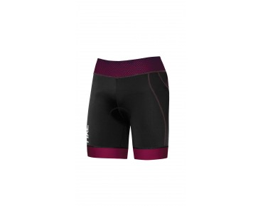 2XU PERFORM PRO tri damesshort black/barberry