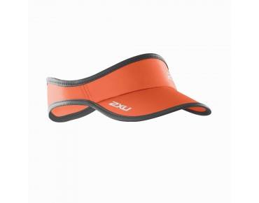 2XU RUN visor sunburst/ink