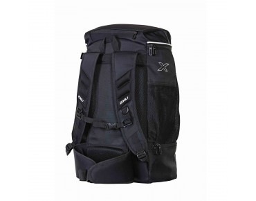 2XU TRANSITION BAG backpack black
