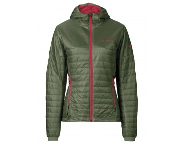 VAUDE FRENEY III women's jacket cedar wood
