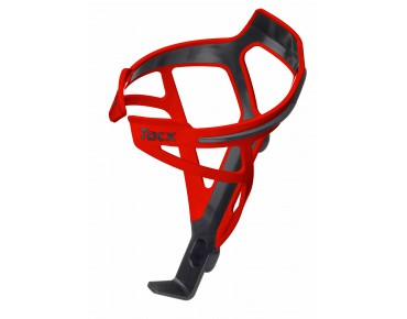 Tacx Deva bottle cage red