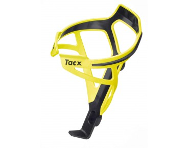 Tacx Deva bottle cage yellow