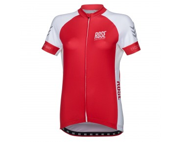 RACE CYW women's jersey red/white/black