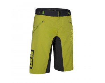 ION VERTEX cycling shorts olive