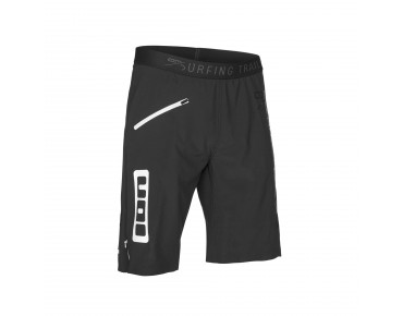 ION AERATION bike shorts black