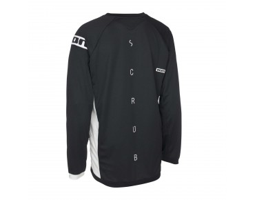 ION HELIUM long-sleeved bike shirt black