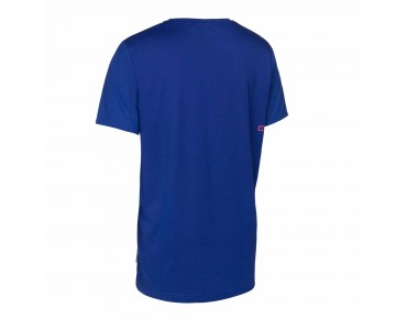 ION LOGO DR functional shirt sea blue