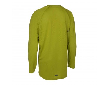 ION VICE long-sleeved bike shirt olive