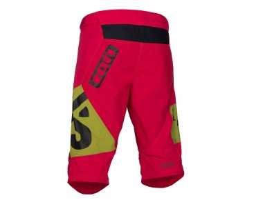 ION SABOTAGE Bikeshorts crimson red