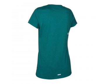 ION LUZID bike shirt for women river green melange