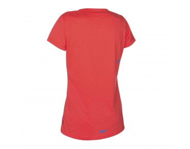 ION LUZID bike shirt for women hibiscus