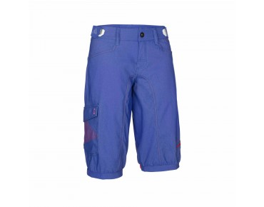 ION NOVA Damen Bikeshorts sea blue melange