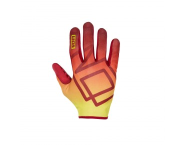 ION DUDE gloves crimson red