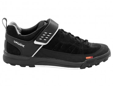 VAUDE MOAB LOW AM flat pedal shoes black