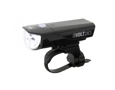 Cateye GVolt 20 HL-EL350G LED headlight black