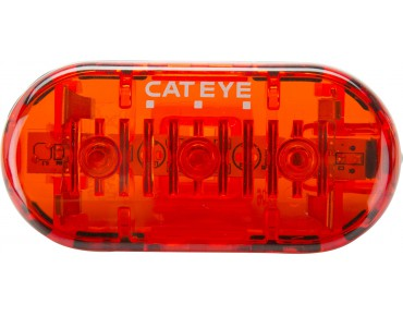 Cateye Omni TL-LD135G rear light black