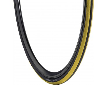 Vredestein Fiammante DuoComp road bike tyre black/yellow
