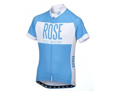 ROSE LINE kids' jersey sky/white