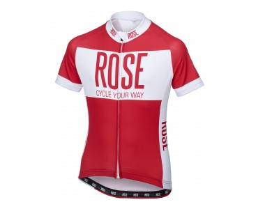 ROSE LINE kids' jersey red/white