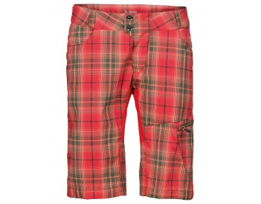 VAUDE CRAGGY PANTS II shorts for women flame/apricot
