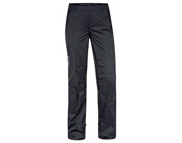 VAUDE SPRAY PANTS III waterproof trousers for women black