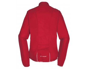 VAUDE AIR JACKET women's windbreaker red