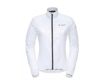 VAUDE AIR JACKET women's windbreaker white