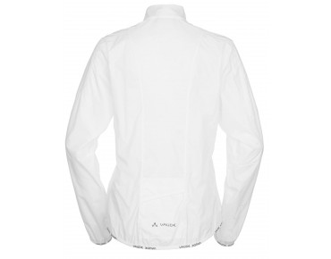 VAUDE AIR JACKET Damen Windjacke white