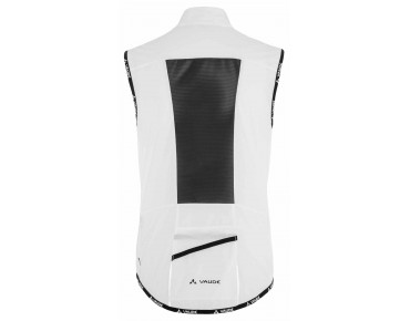 VAUDE AIR VEST II windproof vest for women white