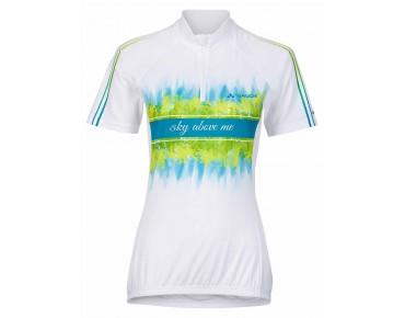 VAUDE CIELO TRICOT women's jersey white