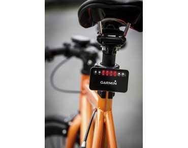 Garmin Varia RTL501 Radar tail light with RDU display unit