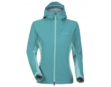 VAUDE ROCCIA women's soft shell jacket reef