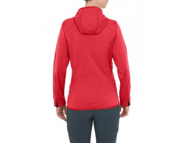 VAUDE DURANCE HOODED Damen Jacke flame